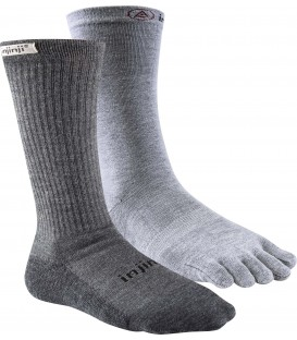 More about Injinji Liner + Hiker Socks