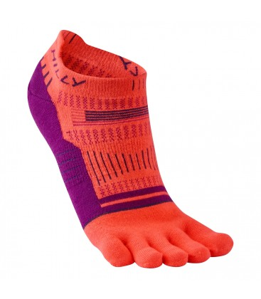 Hilly Toe Socklet (No-show) teensokken oranje