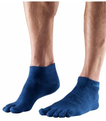 Toesox Sport Lightweight Ankle Blauw
